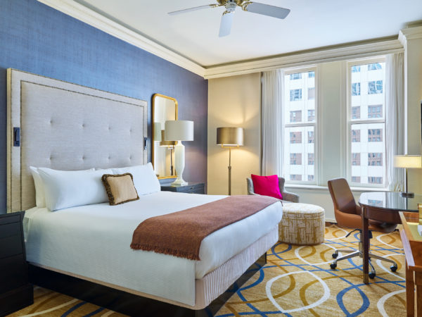 Brown Palace Guest Room